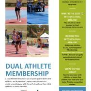Dual Athlete Membership
