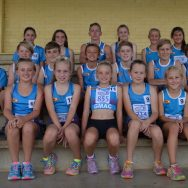Our athletes who represented at ACT State Little Athletics Championships